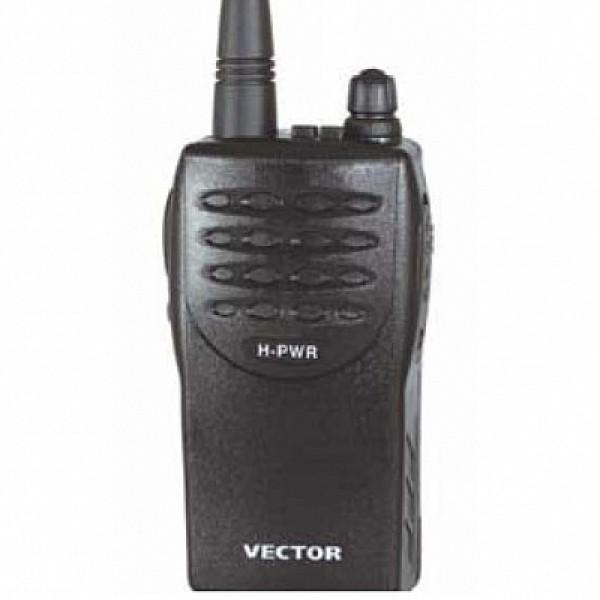 Радиостанция Vector VT-44 H #V 136-174 MHzVector VT-44 H #V — портативная рация Vector с диапазоном 136-174 МГц, на 69 и 8 каналов. Корпус рации прочный, с литым шасси, хорошо влаго- и брызгозащищенный. Рация подойдет для эксплуатации службами спасения и сопровождения, спортсменам, туристам. Гарнитура и повышенной емкости аккумулятор входят в комплект.<br><br>В функционал входит шумоподавление, декодер и кодер, голосовая активация.<br><br>Вес кг: 0.30000000