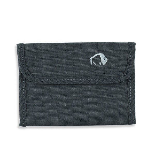 Кошелек Tatonka Euro Wallet blackПрактичный раскладывающийся кошелек на липучке с многофункциональными внутренними отделениями.<br><br>Множество функциональный отделений.<br>Отделение для кредитных карт.<br>Прозрачное окошко.<br><br>Вес кг: 0.10000000