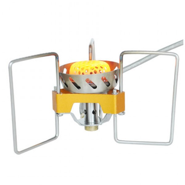 Горелка газовая Fire-Maple Raging FWS-02 с ветрозащитойВетрозащитная складная горелка для туристических походов с кремнём и сеткой для переноски в комплекте. Сильный огонь, не гаснущий от ветра, попрощайтесь с противоветровыми заслонами! Кремень эффективен и хорошо искрит, недавнее нововведение – круглый воздушный клапан!<br><br>Вес кг: 0.30000000