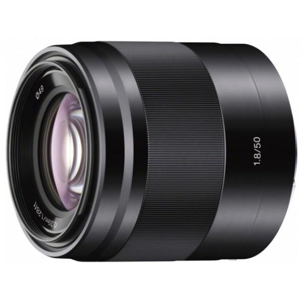 Объектив Sony SEL-50F18Портретный светосильный объектив для Sony nex SEL50F18 Объектив для портретной съемки E 50 мм, F1,8 Яркий и высококачественный объектив для портретной съемки с оптическим стабилизатором Optical SteadyShot Объектив для портретной съемки E 50 мм, F1,8. Совместим только с камерами с байонетом E * Снимайте красивые портреты в любых условиях освещения * Оптический стабилизатор Optical SteadyShot — еще более четкие фотографии при съемке с рук * Плавная и бесшумная автофокусировка при съемке фотографий и HD-видео<br><br>Вес кг: 0.30000000