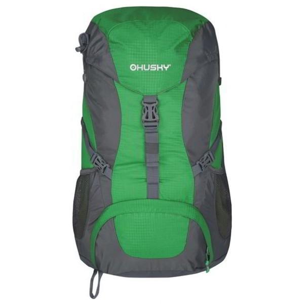 Рюкзак Husky Skelly 33 green/greyунисекс трекинговый, анатомическая система, объем 33 л, доступ к основному отделению снизу, вывод питьевой системы<br><br>Вес кг: 1.09000000