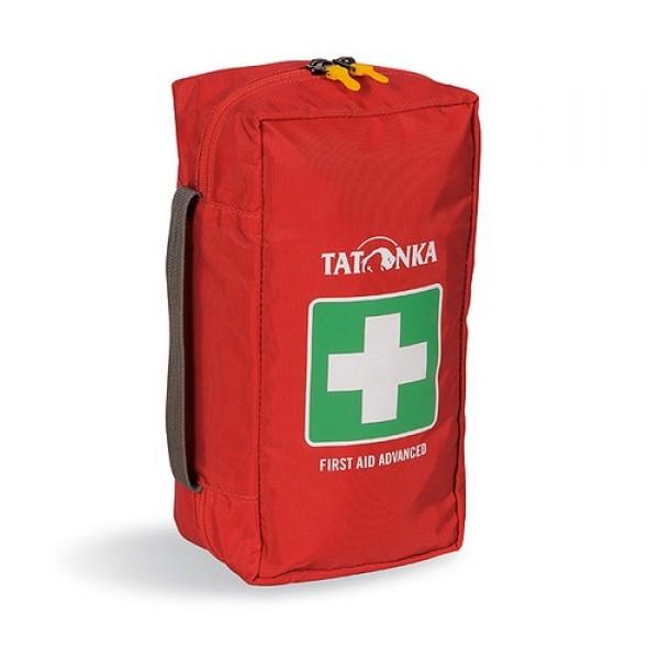 Аптечка Tatonka First Aid AdvancedВместительная аптечка с множеством удобных карманов для размещения необходимых лекарств. ВНИМАНИЕ! На территории РФ аптечки продаются только пустыми!<br><br>Вес кг: 0.20000000
