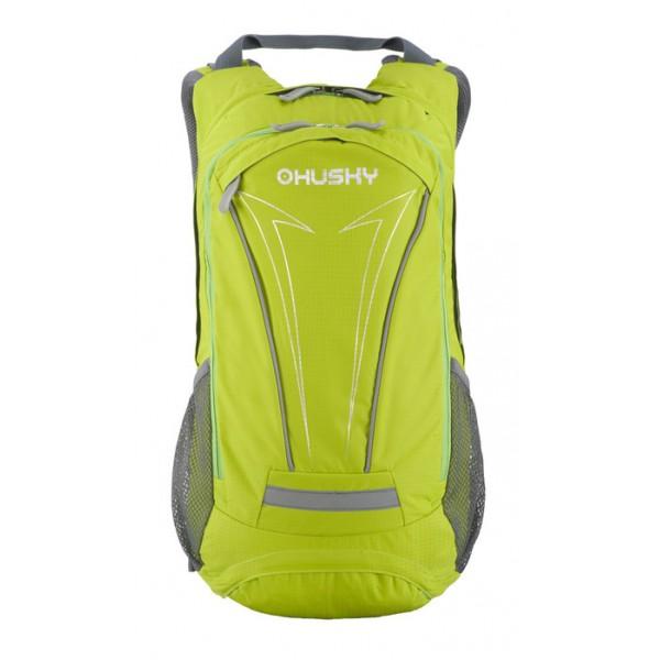 Рюкзак Husky Balot 12, зелёныйНазначение — велорюкзак заплечный, Тип конструкции — анатомический, Тип — унисекс, Объем — 12 л<br><br>Вес кг: 0.60000000