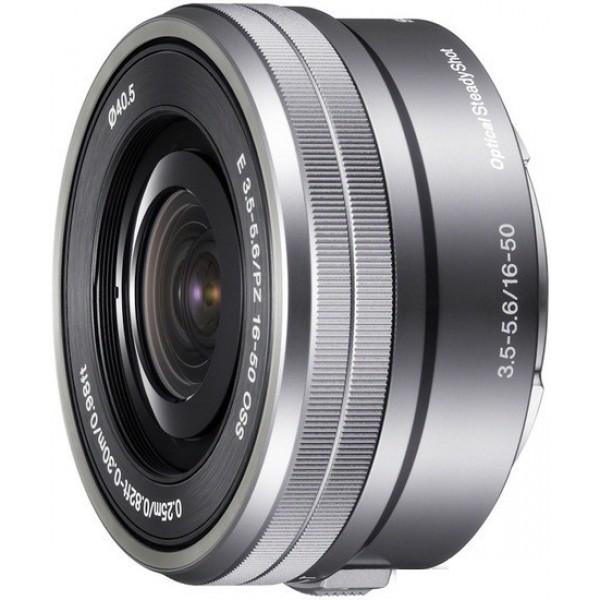 Объектив Sony SEL-P1650 Black/SilverОбъектив, который всегда с вами - благодаря тонкому и компактному корпусу, до 29,9 мм в сложенном состоянии, он идеально подходит для путешествий. Удобное зумирование - первый объектив с байонетом E и электронным зумом, работает быстро и бесшумно – идеально подходит для видеосъемки. Снимки без шумов даже при слабом освещении - постоянное максимальное значение диафрагмы F4 позволяет использовать длительную выдержку избегая ненужного повышения чувствительности ISO.<br><br>Вес кг: 0.20000000