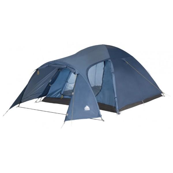 Палатка Trek Planet Lima 3 трекинговаяTREK PLANET Lima 3 трекинговая палатка, 3-местная, внутренний каркас, дуги из стеклопластика, 2 входа / одна комната, невысокая водостойкость, вес: 4.1 кг<br><br>Вес кг: 4.10000000