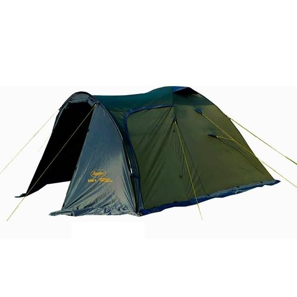 Палатка Canadian Camper RINO 2  forest трекинговаяДвухслойная двухместная трекинговая палатка. RINO - одна из самых популярных туристических палаток. В отличии от предыдущих моделей, более просторный тамбур снабжён двумя входами. Два отдельных входа есть и у внутренней палатки. Палатка оборудована ветро-снегозащитной юбкой. Противомоскитные сетки защитят Вас от назойливых насекомых. Палатка выпускается в двух цветовых решениях - ROYAL и WOODLAND.<br><br>Вес кг: 4.20000000