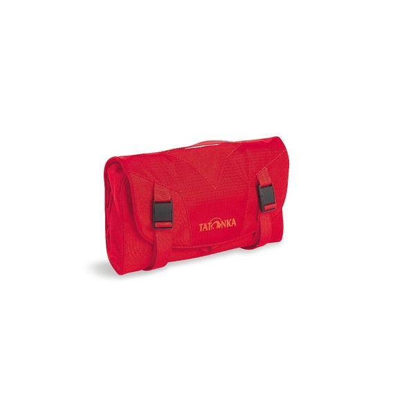 Косметичка Tatonka Small Travelcare red<br><br>Вес кг: 0.20000000