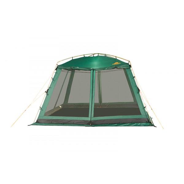 Тент-шатер Alexika China HouseAlexika CHINA HOUSE представляет собой большой шатер на прочном каркасе. Если вам в походе необходимо где-то разместить столовую или кухню, данная модель – идеальный вариант.<br><br>Размер шатра 3.5 метра на 3.5, высота - 1.95 метра, что позволяет стоять взрослому человеку в полный рост не сгибаясь. Тент оснащен по периметру противомоскитной сеткой, благодаря чему вы будете надежно укрыты от надоедливых насекомых. В летнюю пору CHINA HOUSE палатка отлично вентилируется. Швы хорошо загерметизированы термоусадочной лентой, что обеспечивает защиту от влаги. Поэтому даже в случае дождя ваша кухня совершенно не пострадает. Материал, из которого изготовлен тент, пропитан специальным составом, предотвращающим распространение огня.<br><br>Тент-шатер прочно крепиться к металлическим стойкам, расположенным по периметру и имеет два входа. Для пологов дверей предусмотрены дополнительные стойки из стали. Для установки или разборки тента CHINA HOUSE вам понадобится минимум времени. Конструкция каркаса не предусматривает изгибаемых элементов, которые со временем имеют свойство разрушаться. А это значит, ваше приобретение будет радовать вас долгие годы. Советуем Вам также обратить внимание на похожие модели: более легкую модель CHINA HOUSE ALU, и CHINA HOUSE LUXE<br><br>Вес кг: 15.70000000