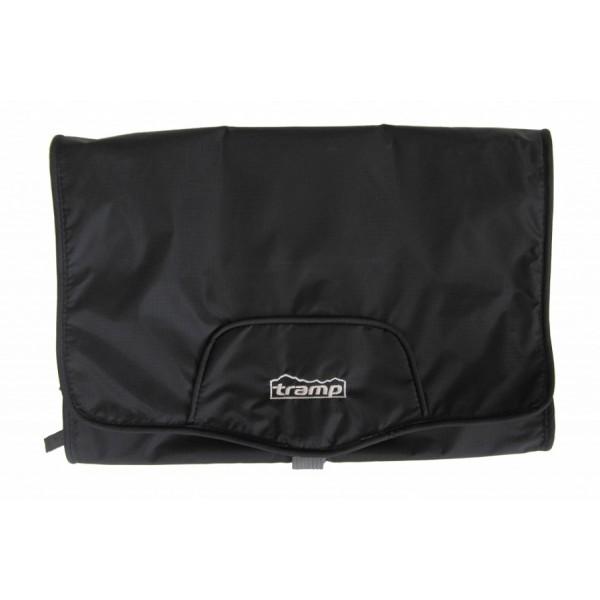 Косметичка Tramp TRP-013 большаяБольшая и легкая косметичка удобна, как в походе так и в любой поездке<br>