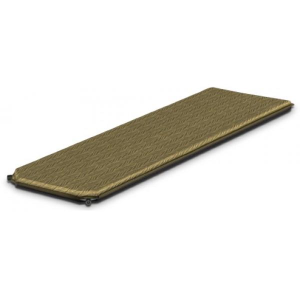 Коврик Alexika Comfort самонадувающийсяКофортабельный кемпинговый коврик с велюровым покрытием, двумя клапанами, антискользящей поверхностью. Ремонтный набор в комплекте. Толщина в 7,5 см позволяет не замечать, что палатка стоит на шишках и корнях деревьев.<br><br>Вес кг: 2.10000000