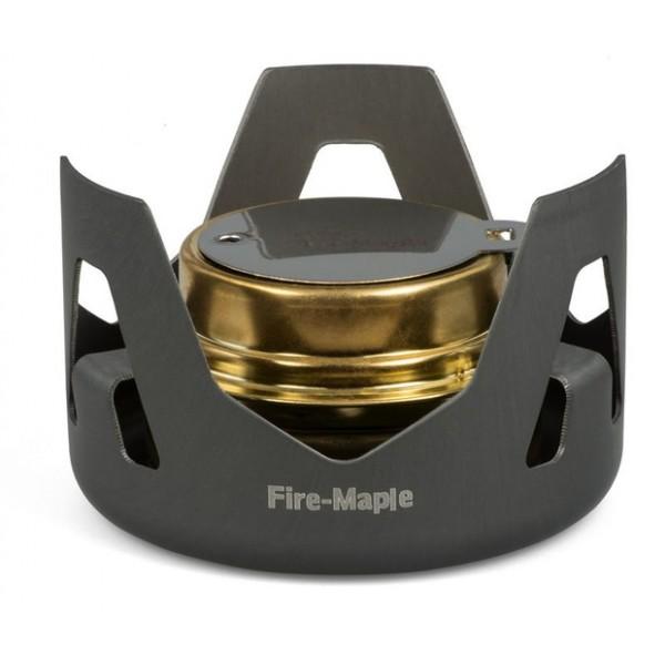Горелка спиртовая Fire-Maple Alcohol Burner FMS-122Горелка спиртовая ALCOHOL BURNER FMS-122 от Fire-Maple - простой дизайн и очень мальенький размер горелки.для транспортировки и хранения. Лапки-держатели так же выполняют функцию ветрозащитного экрана. Оптимально для использования спирта. Поставляется в мешочке для транспортировки и хранения.<br><br><br>Спиртовая горелка.<br><br>Малый вес.<br><br>Конструкция имеет элементы ветрозащитного экрана.<br><br>Поставляется в мешочке для транспортировки и хранения.<br><br>Вес кг: 0.20000000