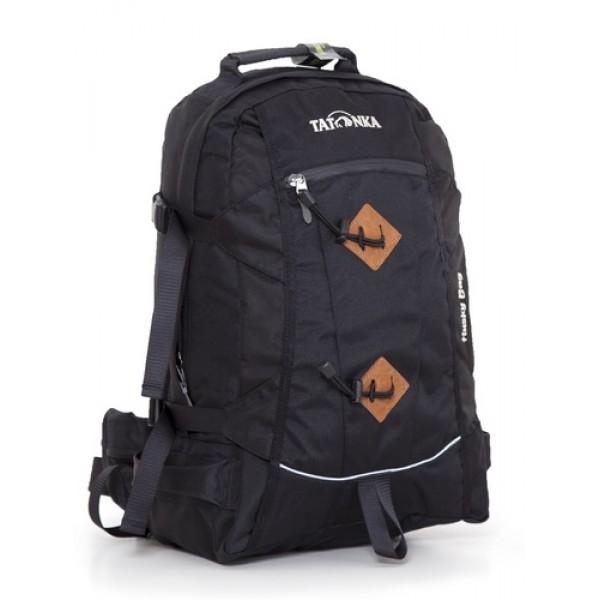 Рюкзак Tatonka Husky Bag blackЛегендарный рюкзак с уникальными возможностями. Идеальные пропорции, богатое техническое оснащение позволяют использовать рюкзак как горный, трекинговый или городской.<br><br>Вес кг: 1.90000000
