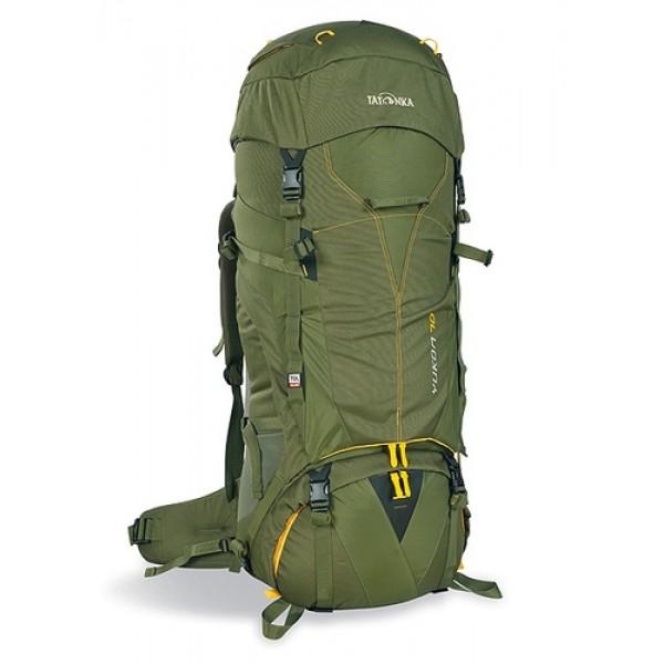 Рюкзак Tatonka Yukon 70 oliveВысокотехнологичный рюкзак для продолжительных походов. Регулируемая система подвески V2 оптимально распределяет нагрузку на бедра. Спинка с мягкой подкладкой, обтянутая терморегулирующей сеточкой Airmesh, обеспечивает комфорт и вентиляцию при длительных переходах.<br><br><br>Подвеска V2.<br><br>Регулируемая крышка-клаан.<br><br>Мягкие регулируемые лямки и набедренный пояс.<br><br>Дополнительный доступ в основное отделение.<br><br>Большой передний карман на молнии.<br><br>Боковые карманы.<br><br>Боковые стяжки.<br><br>Ручки для переноски.<br><br>Крепление для ледоруба.<br><br>Дождевой чехол.<br><br>Отделение для питьевой системы.<br><br>Отделение для аптечки.<br><br>Держатель для ключей.<br><br>Вес кг: 3.30000000
