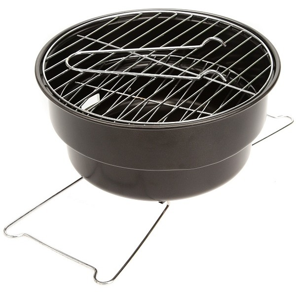 Гриль-барбекю Fire-Maple FMS-107Может применяться на открытом воздухе или в помещении. Конструкция корпуса печи - двухъярусная. Печь компактная, легко чистится. Ручка гриля легко снимается. Регулируемое отверстие для подачи воздуха позволяет настраивать мощность горения. В качестве топлива используется древесный уголь.<br><br>Вес кг: 1.10000000