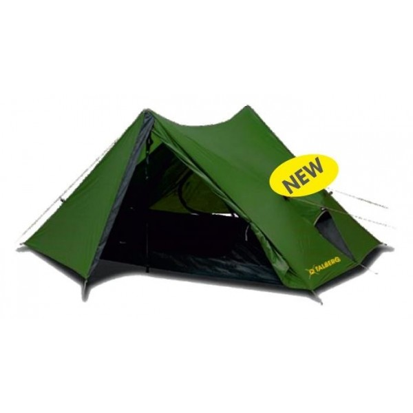 Палатка Talberg Frend Lite 2Лёгкая двухслойная бескаркасная палатка. 2 места. Вес: 1,5 кг<br><br>Вес кг: 1.60000000