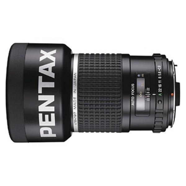 Объектив Pentax SMC FA 645 150mm f/2.8 (IF)Телеобъектив с постоянным ФР, <br>крепление Pentax 645, <br>автоматическая фокусировка, <br>минимальное расстояние фокусировки 1.2 м, <br>размеры (DхL): 74.5x96 мм, <br>вес: 500 г<br><br>Вес кг: 0.60000000