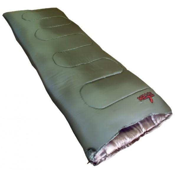 Спальный мешок Totem Woodcock XXLУвеличенный легкий летний спальник-одеяло для путешествий и кемпинга в теплое время года. Изготавливается в левом и правом вариантах для возможности состегивания двух спальников в систему.<br><br>Вес кг: 1.10000000