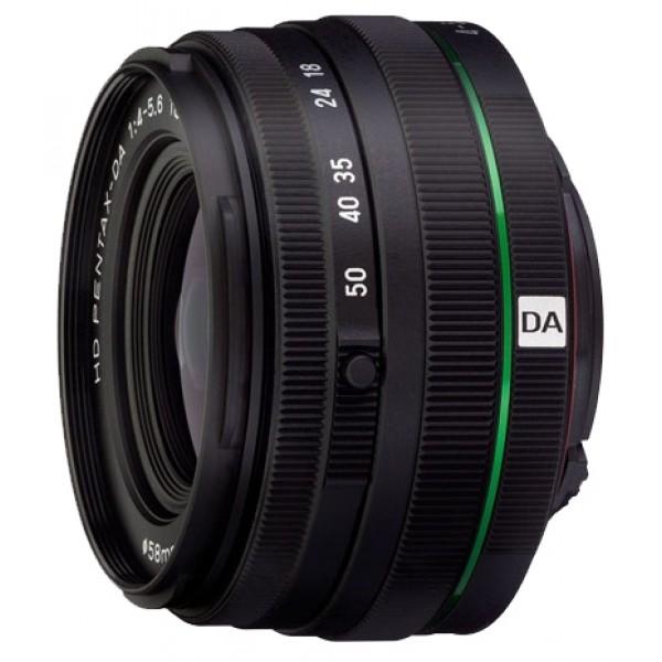 Объектив Pentax DA 18-50mm f/4-5.6 DC WR RE HDСтандартный Zoom-объектив, крепление Pentax KA/KAF/KAF2, для неполнокадровых фотоаппаратов, автоматическая фокусировка, минимальное расстояние фокусировки 0.3 м, размеры (DхL): 71x41 мм, вес: 158 г<br><br>Вес кг: 0.20000000