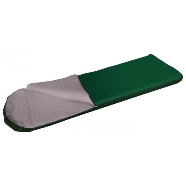 Спальный мешок Tramp Baikal 450Спальный мешок-одеяло, кемпинговый, температура комфорта до 8°С, синтетический наполнитель (3 слоя), состегивание с аналогичным спальником, вес 1.9 кг<br><br>Вес кг: 2.00000000