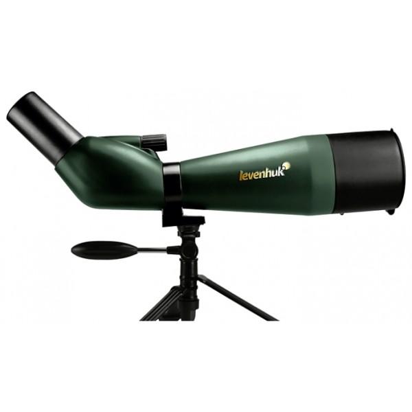 Зрительная труба Levenhuk Blaze 70 PLUSЗрительная труба, увеличение 20-60x, диаметр объектива 70 мм, выходной зрачок 1.2-3.5 мм, поле зрения (на 1000 м): 15-30 м, заполнение инертным газом, вес 1190 г, минимальная дистанция фокусировки 8 м<br><br>Вес кг: 1.30000000