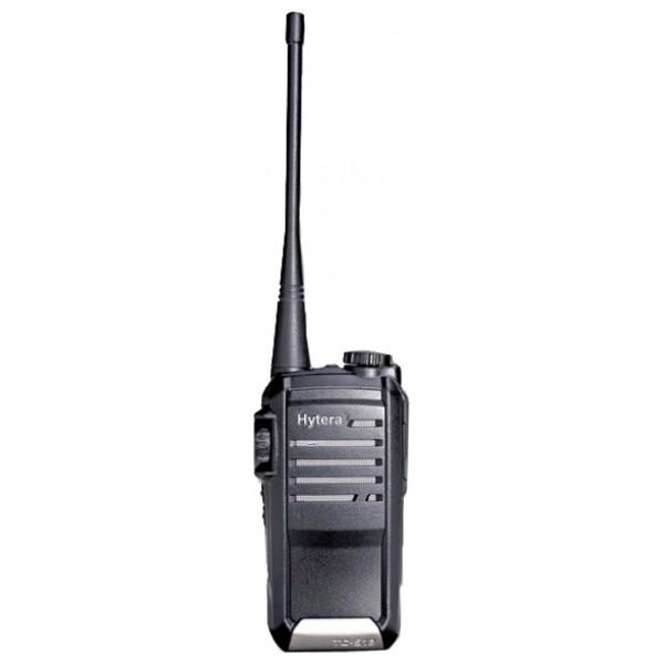 Радиостанция Hytera TC-518TC-518 отличается компактностью, широким диапазоном частот, стабильной выходной мощностью и отличнымкачеством звукового сигнала, отвечая всем требованиям коммерческой эксплуатации. Кроме того, конструкция с коммутатором каналов, выключателем питания, кнопкой PTT и регулятором громкости делает устройство очень удобным в работе.<br><br>Вес кг: 0.30000000