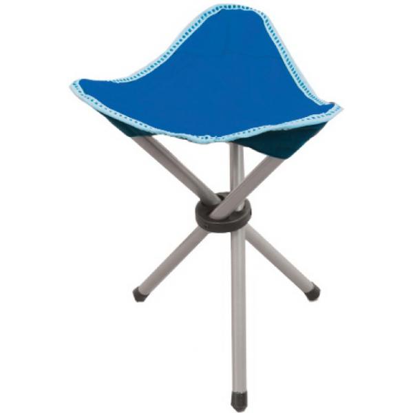 Стул Totem TTF-004 треногаСтул Totem TTF-004 - легкий компактный стульчик, который просто взять с собой отправляясь на рыбалку, на пляж, на пикник или на дачу. Дополнительное пластиковое крепление, соединяющее ножки, увеличивает прочность стульчика.<br><br>Несмотря на небольшой вес и размер, стул выдерживает большую нагрузку и седеть на нем очень удобно.<br>