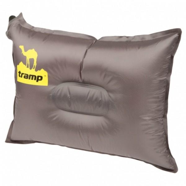 Подушка Tramp TRI-008 самонадувающаясяУдобная самонадувающаяся подушка для палатки (бивачная) с отличными теплоизоляционными свойствами.Модель выполнена из прочного полиэстера 75D с добавлением поливинилхлорида, обладает высокой прочностью, устойчивостью к истиранию и разрыву. Подушка с небольшим ворсом приятна на ощупь и комфортна в любых условиях.<br><br>Вес кг: 0.40000000