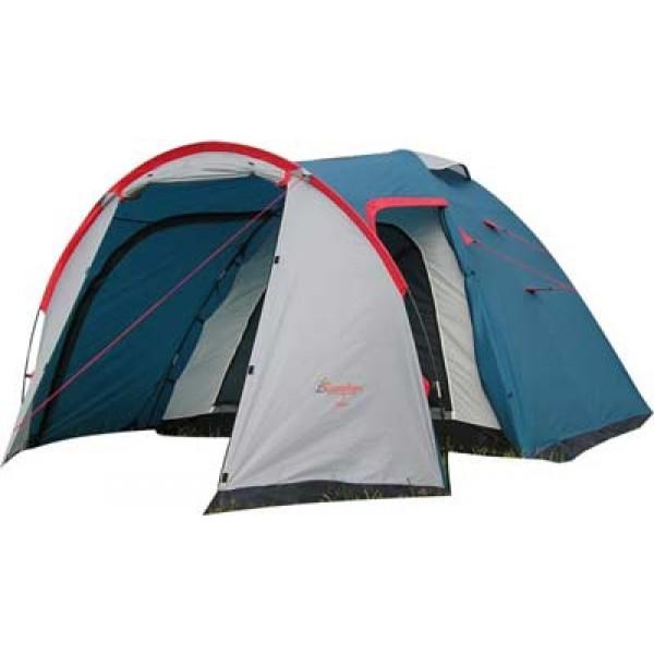 Палатка Canadian Camper RINO 2 Royal трекинговаятрекинговая палатка, 2-местная, внешний каркас, дуги из стеклопластика, 2 входа / одна комната, высокая водостойкость, вес: 4.2 кг<br><br>Вес кг: 4.20000000