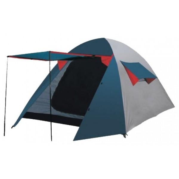 Палатка Canadian Camper ORIX 3 Royal трекинговаятрекинговая палатка, 3-местная, внутренний каркас, дуги из стеклопластика, 2 входа / одна комната, высокая водостойкость, вес: 3.4 кг<br><br>Вес кг: 3.40000000