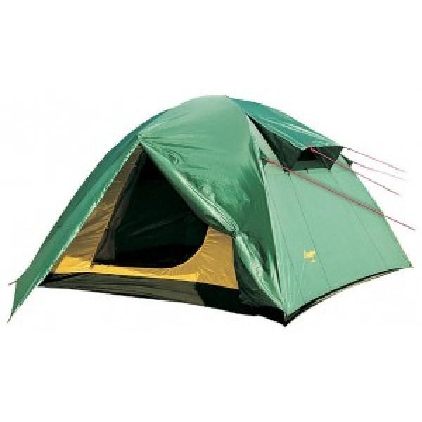 Палатка Canadian Camper ORIX 2 Woodland трекинговаятрекинговая палатка, 2-местная, внутренний каркас, дуги из стеклопластика, 2 входа / одна комната, высокая водостойкость, навес над входом<br>