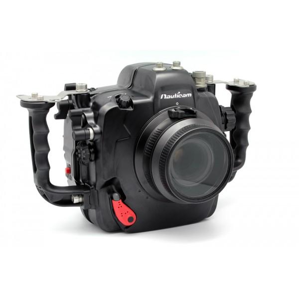Nauticam Подводный бокс для Nikon D4, D4sПодводный бокс для полноформатной профессиональной зеркальной камеры Nikon D4<br>