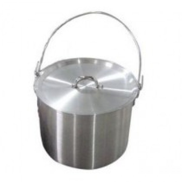 Котел Tramp TRC-041 анодированныйКотелок имеет круглую ручку для того, чтобы повесить его над костром. Плотно прилегающая j крышка предотвратит попадание грязи в приготовляемую пищу. Толстые стенки котелка 1 обеспечат долгий срок использования<br><br>Вес кг: 1.00000000