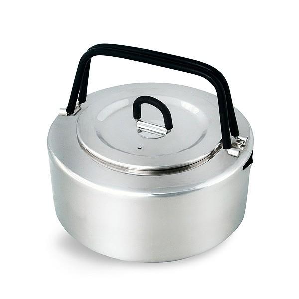 Чайник Tatonka H2O Pot 1.0lЧайник из нержавеющей стали с термоизолированными ручками и компактным дизайном. Замечательно подходит для использования дома и на выезде.<br><br>Вес кг: 0.40000000