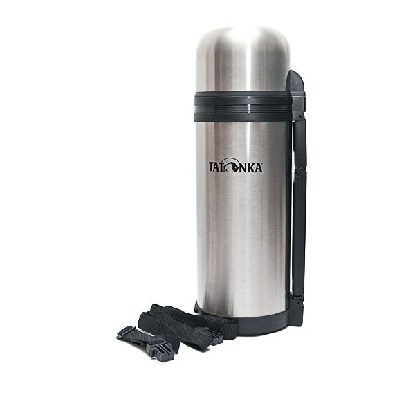 Термос Tatonka Hot&amp;Cold Stuff 1.2 лОтличный походный термос Hot&amp;amp;Cold Stuff 1,2L от фирмы Tatonka. Термос такого объема отлично подходит даже для большой семьи.<br><br>Он надолго сохранит горячими Вашим любимые блюда и напитки. Термос можно использовать не только для горячих и холодных жидкостей, но и для любой еды. Благодаря широкому горлышку его удобно мыть и сушить.<br><br>Вес кг: 0.80000000