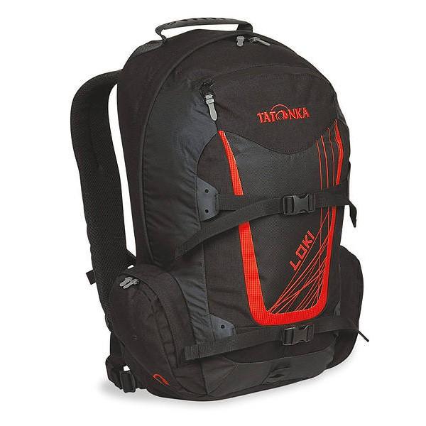 Рюкзак Tatonka Loki EXPУниверсальный спортивный рюкзак из серии EXPedition. Изготовлен из особо прочного материала Cordura, прекрасно фиксируется на спине.<br><br>Вес кг: 0.90000000