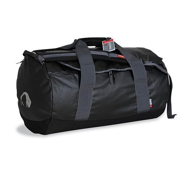 Сумка Tatonka Barrel M blackСверхпрочная сумка в спортивном стиле для путешествий. Благодаря комбинации материалов Textreme и Tarpaulin сумка Barrel обладает исключительной прочностью. Сумка имеет мягкое дно, сетчатый карман под крышкой и широкие и прочные ручки для переноски и специальные убирающиеся ручки для переноски сумки на спине.<br><br>Вес кг: 1.50000000