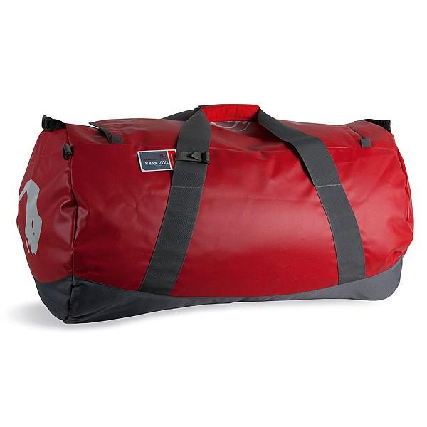 Сумка Tatonka Barrel XL redСверхпрочная сумка в спортивном стиле для путешествий. Благодаря комбинации материалов Textreme и Tarpaulin сумка Barrel обладает исключительной прочностью. Сумка имеет мягкое дно, сетчатый карман под крышкой и широкие и прочные ручки для переноски и специальные убирающиеся ручки для переноски сумки на спине.<br><br>Вес кг: 1.95000000