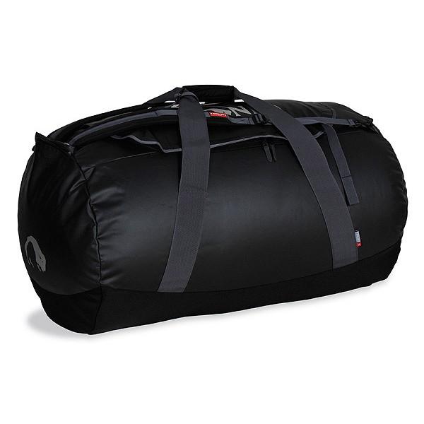 Сумка Tatonka Barrel XXL blackСверхпрочная сумка в спортивном стиле для путешествий. Благодаря комбинации материалов Textreme и Tarpaulin сумка Barrel обладает исключительной прочностью. Сумка имеет мягкое дно, сетчатый карман под крышкой и широкие и прочные ручки для переноски и специальные убирающиеся ручки для переноски сумки на спине.<br><br>Вес кг: 2.40000000