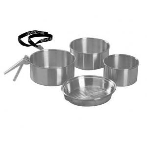 Набор посуды KingCamp Camper 3 KP3902Набор туристической посуды KING CAMP camper 3 KP3902<br>