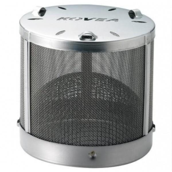Обогреватель-насадка к Kovea КВ-0810Металлическая сетка с отражателем, установленная на горелку и раскаленная под действием горящего топлива, на минимальной мощности, излучает большое количество тепла, достаточное для обогрева палатки или небольшого помещения.<br><br>Вес кг: 0.20000000