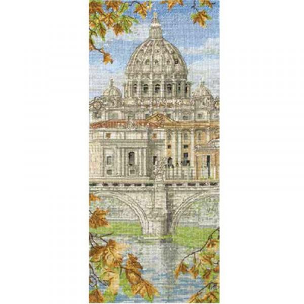 Anchor Базилика Св.Петра. PCE0815Набор для вышивания Anchor Базилика Св.Петра. PCE0815<br>