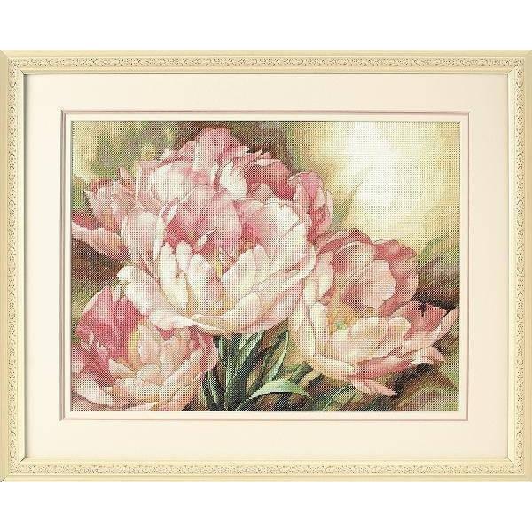 Dimensions Tulip Trio (Трио тюльпанов). Китай.35175Набор для вышивания Dimensions 35175 Tulip Trio (Трио тюльпанов)<br>