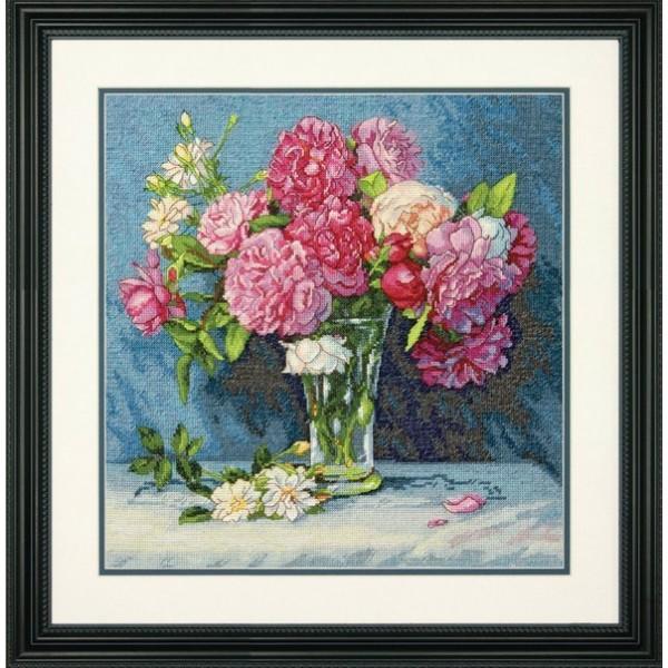 Dimensions Mary s Bouquet (Букет Мэри). Китай.35295Набор для вышивания Dimensions 35295<br>