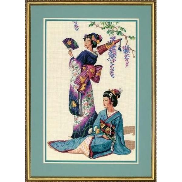 Dimensions Jewels Of The Orient(Драгоценности Востока).3898 СШАНабор для вышивания Dimensions 3898 Jewels Of The Orient(Драгоценности Востока)<br>