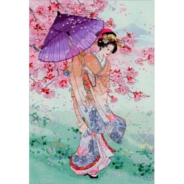01145-5678000 Набор для вышивания MAIA ЮмезакураНабор для вышивания MAIA Юмезакура<br>