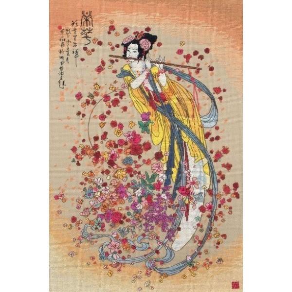 01205-5678000 Набор для вышивания MAIA Богиня процветанияНабор для вышивания MAIA Богиня процветания<br>