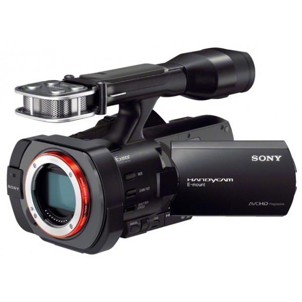 Видеокамера Sony NEX-VG900Eзапись видео высокой четкости (FullHD) на карты памяти, разрешение матрицы 24.3 МП, карты памяти SD, SDHC, SDXC, MS Duo, вес: 825 г<br><br>Вес кг: 0.90000000