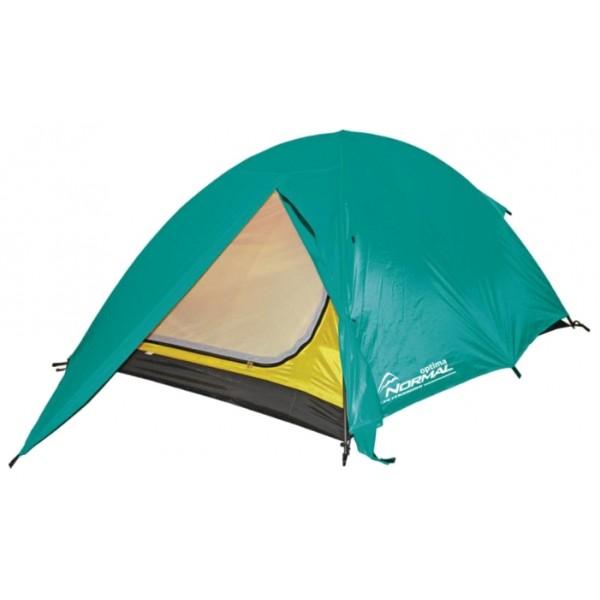 Палатка Normal Скиф 2трекинговая палатка, 2-местная, внутренний каркас, алюминиевые дуги, один вход / одна комната, высокая водостойкость, вес: 2.7 кг<br><br>Вес кг: 2.70000000