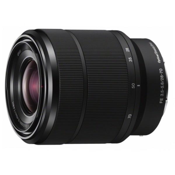 Объектив Sony 28-70mm f/3.5-5.6 OSS (SEL-2870)Sony 28-70mm f/3.5-5.6 OSS (SEL-2870). Этот полнокадровый среднефокусный объектив специально разработан для совместной работы с новейшими камерами с байонетом E от Sony и позволяет создавать невероятно контрастные и четкие изображения высочайшего качества.<br><br>Вес кг: 0.40000000