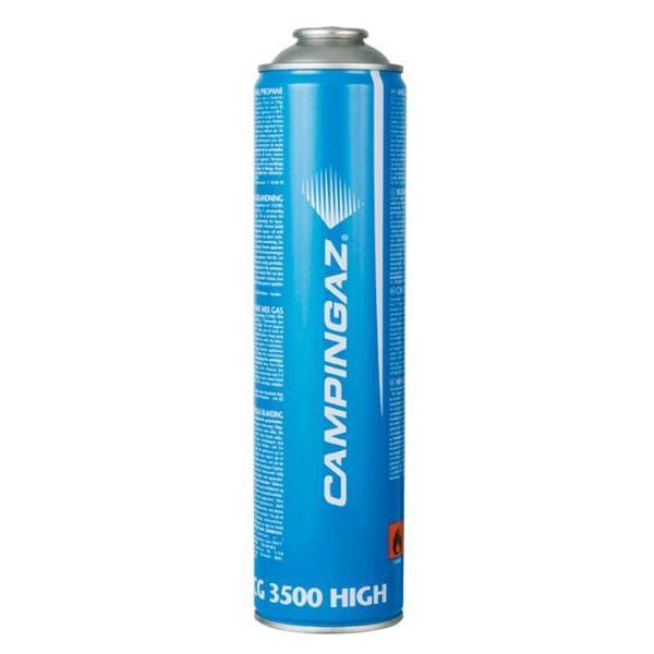 Газовый картридж Campingaz CG3500Газовый картридж клапанного типа Campingaz 202094 CG3500 для использования с паяльными лампами Campingaz®. Содержит 350 гр бутан-пропана.<br>